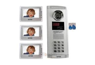 Integrated Marketing Services   Multi Apartment Video Door Phone ...