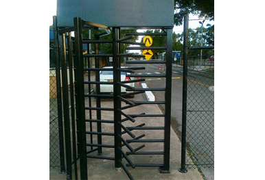 Integrated Marketing Services Turnstile Gate Supplier